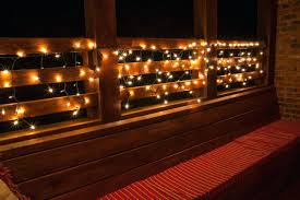 Solar Led Patio String Lights Amber Patio String Lights Led Solar 21036 Gallery