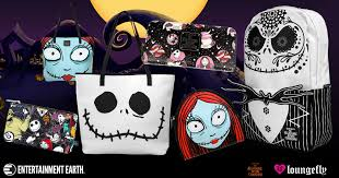 loungefly s got it in the bag with their line of nightmare before