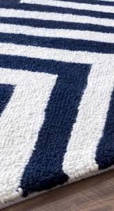 navy chevron rug navy blue u0027 x u0027 chevron rug area rugs esalerugs