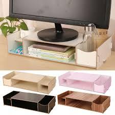 online get cheap computer monitor stand for desk aliexpress com