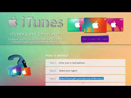 get an itunes gift card how to get free itunes gift card codes without paying 2017