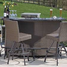 Bar Height Patio Furniture by Amazing Of Bar Style Patio Sets Mackinac Bar Height Patio