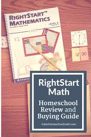 rightstart math review great start but a big investment