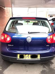 volkswagen golf 1 4 s fsi 5dr blue manual petrol in chadderton