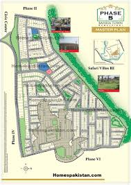Eso Maps Bahria Town Phase 5 Rawalpindi Maps