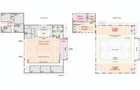 Dance Studio Floor Plans Health U0026 Wellness Fitness Center Teri Campus Of Life