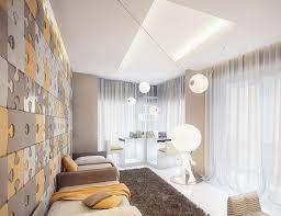wohnzimmer weiß beige farbgestaltung für optische raumvergrößerung freshouse