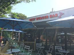 how to build a wrap around porch best burger bar is now open in brookline village
