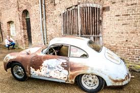 This Porsche 356 Has Not Had Your Typical Restoration U2022 Petrolicious