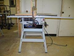 Shopmaster Table Saw Lotnut