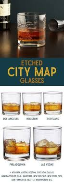 houston map glasses city map glass dads unique and gift