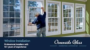 window replacement in vista ca