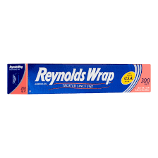 sq ft reynolds wrap standard aluminum foil 12