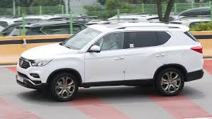 ssangyong korando 2013 ssangyong rexton suv 2017 review by car magazine