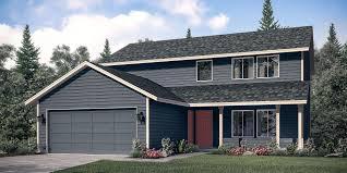 the gallatin custom home floor plan adair homes