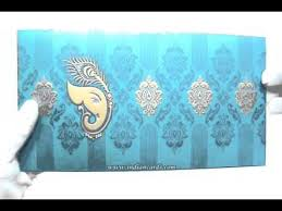 Indian Wedding Cards Online Indian Wedding Cards Online Youtube