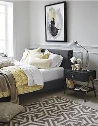 Bedroom Design Grey Best 25 Gray Yellow Bedrooms Ideas On Pinterest Yellow Gray