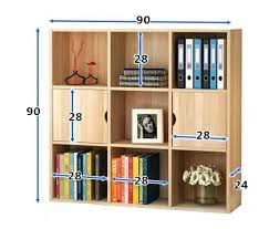 Cube Bookshelves Bookcase Solid Wood Cube Shelves Solid Wood Cube Bookshelf Oak