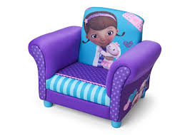 Doc Mcstuffins Home Decor Doc Mcstuffins Upholstered Chair Delta Children U0027s Products