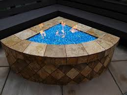 Gas Firepits Gas Outdoor Firepit Safety Furniture Decor Trend