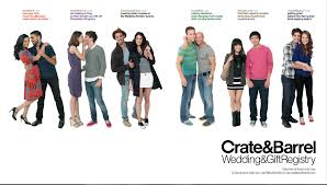 kwaku alston shoots couples u0027 portraits for crate u0026 barrel