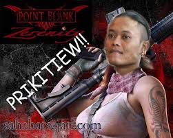 colerelo pangkat point blank indonesia
