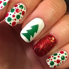 christmas nails polish me snazzy