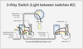 wiring diagram three way light switch wiring diagram detail