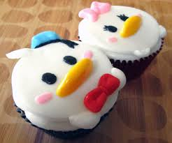 daisy duck tsum tsum cupcake gorillagrilla