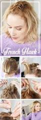 20 easy no heat summer hairstyle tutorials for medium hair gurl com