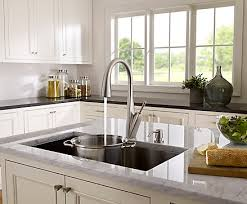 Pullout Kitchen Faucets by Kitchen Pullout And Pulldown Faucets By Kohler Moen And Delta