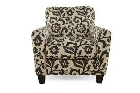 Brown Accent Chair Accent Chairs For Living Room Mathis Brothers