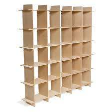 wood modern cube bookcase free shipping today overstock com