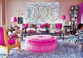 Colored Ottoman Pink Ottoman Foter