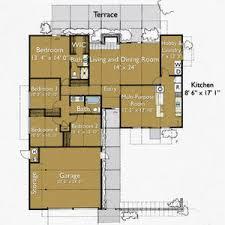 Eichler Floor Plan Master Developer Joseph Eichler Daledoesthedesert