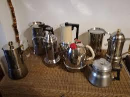 designer kaffeemaschinen sammlung alter designer kaffeemaschinen guntramsdorf