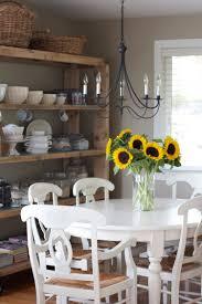salle a manger shabby chic design salle à manger de style campagne chic et rustique