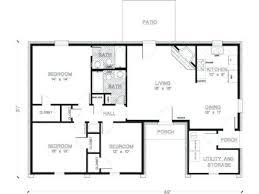 house floor plans floor plan 3 bedroom bungalow house philippines www redglobalmx org
