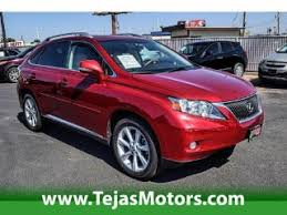 lexus 350 used for sale used lexus rx 350 for sale in lubbock tx edmunds