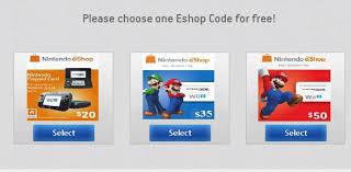 nintendo eshop gift card eshop free gift card codes generator 2018 home
