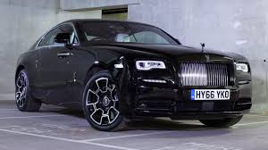 luxury cars rolls royce rolls royce wraith black badge more everything