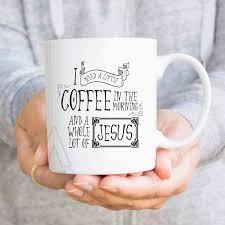 christian mugs religious christmas gifts coffee mugs