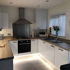 white gloss kitchen cupboard wrap restore my door the most cost effective way to change the
