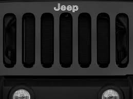 logo jeep wrangler image 2008 jeep wrangler 4wd 4 door unlimited rubicon grille