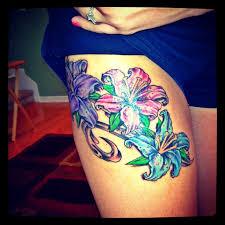 gorgeous thigh tattoos jpg 736 736 ideas