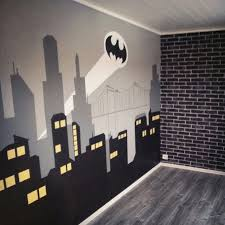 Batman Bedroom Ideas Fallacious Fallacious - Batman bedroom decorating ideas
