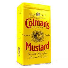 colman s mustard colman s mustard powder 2kg