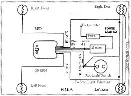 turn signal wiring diagram capitol a s