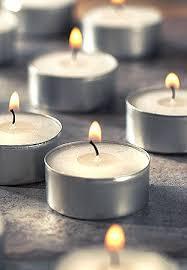 how long do tea lights burn mega tea lights candles 7 hour burn