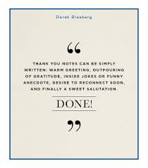 thank you notes thank you notes 101 derek blasberg s expert tips whowhatwear